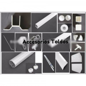 Muchotoldos tu tienda de toldos online for Accesorios para toldos enrollables